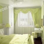 Небольшие спальни на заказ фото 50