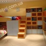 Мебель для мальчиков на заказ фото 6