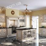 Кухни в дворцовом стиле на заказ фото 2