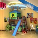 Мебель для мальчиков на заказ фото 16