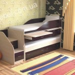 Детская мебель для двоих на заказ фото 8