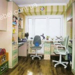 Детская мебель для двоих на заказ фото 41