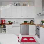 Кухни в скандинавском стиле на заказ фото 5