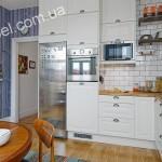 Кухни в скандинавском стиле на заказ фото 3