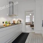 Кухни в скандинавском стиле на заказ фото 8