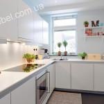 Кухни в скандинавском стиле на заказ фото 9