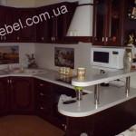 Кухни в стиле хай-тек на заказ фото 28