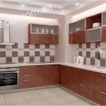 Современные кухни на заказ фото 28