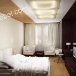 Небольшие спальни на заказ фото 22