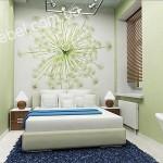 Небольшие спальни на заказ фото 29