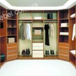 Компактные гардеробные на заказ фото 17