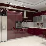 Кухни в стиле хай-тек на заказ фото 33
