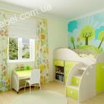 Мебель для девочек на заказ фото 28