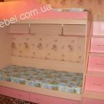Детская мебель для двоих на заказ фото 12