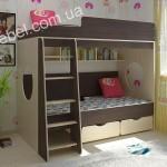 Детская мебель для двоих на заказ фото 17