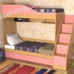 Детская мебель для двоих на заказ фото 19