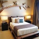 Небольшие спальни на заказ фото 31
