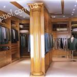 Компактные гардеробные на заказ фото 11