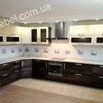 Кухни модерн на заказ фото 31