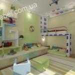 Мебель для мальчиков на заказ фото 35