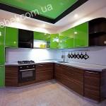 Кухни в стиле хай-тек на заказ фото 34
