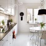 Кухни в скандинавском стиле на заказ фото 13