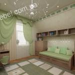 Мебель для мальчиков на заказ фото 36
