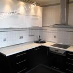 Кухни в стиле хай-тек на заказ фото 45