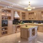 Кухни классика на заказ фото 39
