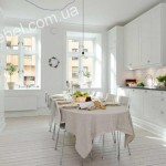 Кухни в скандинавском стиле на заказ фото 14