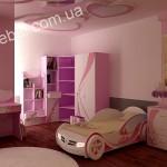 Мебель для девочек на заказ фото 32