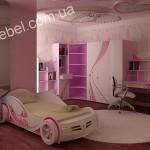 Мебель для девочек на заказ фото 33
