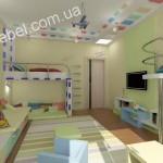 Детская мебель для двоих на заказ фото 30