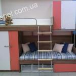 Детская мебель для двоих на заказ фото 34