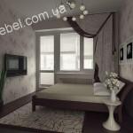 Небольшие спальни на заказ фото 43