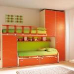 Двухъярусная кровать под заказ
